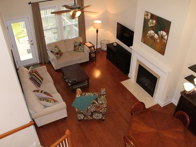 Photo for Luxury Townhouse 4BR/2.5BA, Steps Away From TPC Clubhouse & Pool