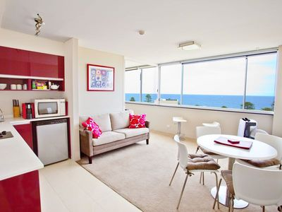 Photo for Manly Ocean Beach Apartment + Views!