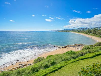 Photo for Ocean Front Top Floor At Wailua Bay View! Great Price*