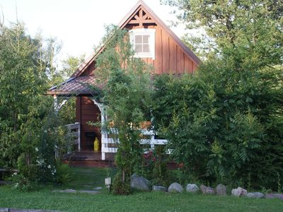 Photo for Holiday house Darlowo for 1 - 3 persons with 1 bedroom - Holiday house