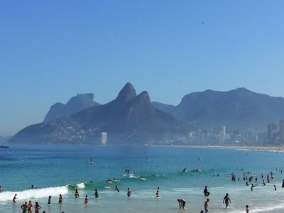 Photo for Loft on the edge of Ipanema - For 4 people!
