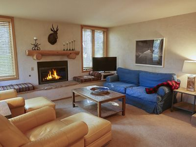 Photo for Large 4BR, 3BA Snowmass  Renovated Condo with Swimming Pool and Hot Tubs