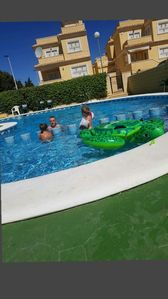 Photo for FOUR BEDROOM VILLA  ÇENTRAL TO TORREVIEJA AND PUNTA PRIMA. GREAT LOCATION