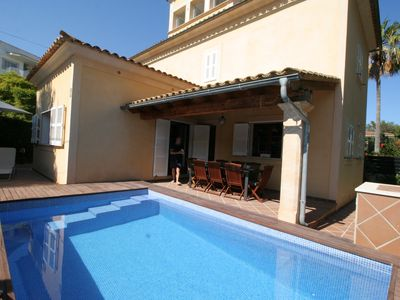 Photo for CASA MICHELLE: Comfortable, top-equipped house, 200m to the sea
