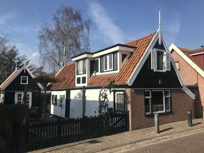 Photo for Holiday home-Noord-Holland, Village house from 1858 in Zuid-Scharwoude