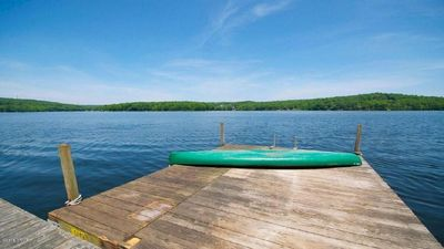 Photo for Four Bedroom Gumble Chalet With Spectacular View Of Lake Wallenpaupack