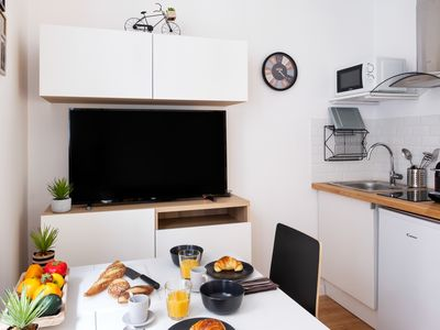 Photo for Apartment Vacation Rental in Paris 11 Popincourt