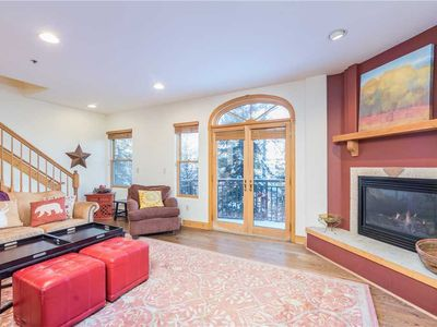 Photo for Plenty of Space in This 4-Bedroom Bear Creek Lodge Unit With Views