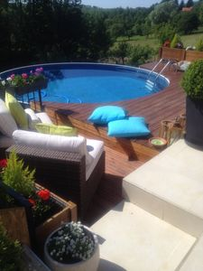 Photo for Croatian Peace. Hideaway with Pool, close to Zagreb