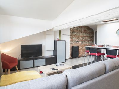 Photo for AUTHENTIC APARTMENT IN TOULOUSE FOR 4 PEOPLE