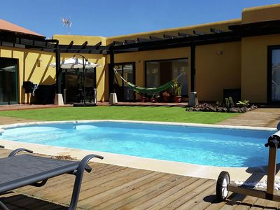 Photo for Detached villa with swimming pool, quietly located in northern Fuerteventura
