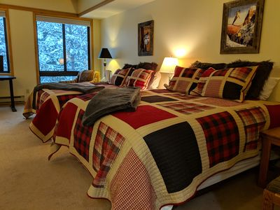 Photo for Basic SlopeSide Condo ~ Keystone, Colorado