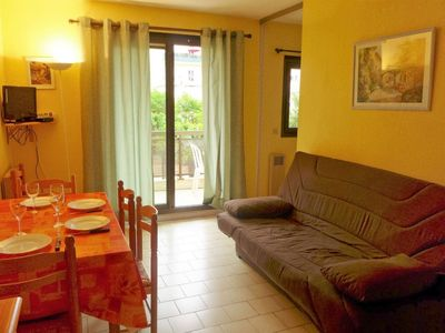Photo for Apartment in the center of Le Lavandou with Internet, Lift, Balcony (103603)