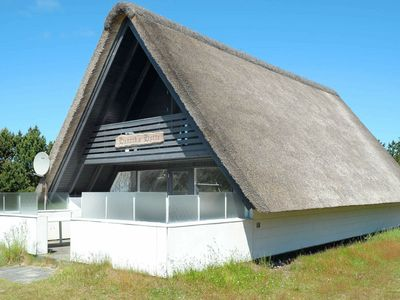 Photo for Gorgeous Holiday Home in Blåvand with Terrace