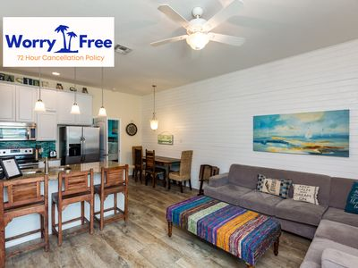 Photo for Ocean Views! 4/3 New Townhome w/1000sf Private Patio & Outdoor Shower