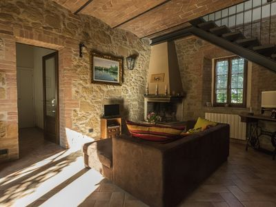 Photo for Tuscan country house