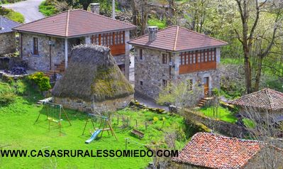 Photo for LAS CORRADAS: set of two rural houses (capacity of 4 to 12 people)