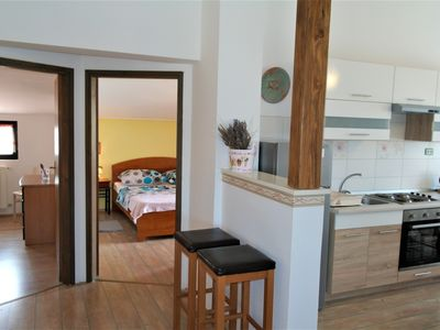 Photo for Apartment for your comfortable holiday