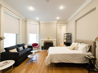 Photo for Spacious Historic Studio in DuPont Circle