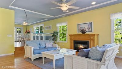 Photo for LARGE 4300 SQ FT HOME - CLOSEST TO THE BEACH - Sleeps 20 in BEDS -5.5 baths