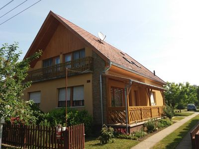 Photo for Holiday apartment Fonyód for 4 - 6 persons with 3 bedrooms - Holiday apartment