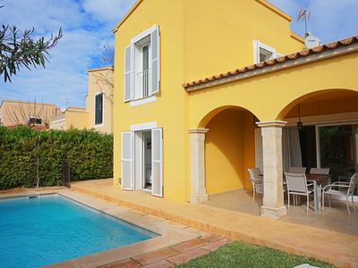 Photo for Villa for a relaxing time in Sa Ràpita