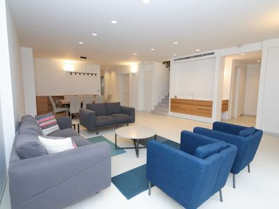 Photo for THE MAGNIFICENCE: SPACIOUS, STYLISH 5 BR