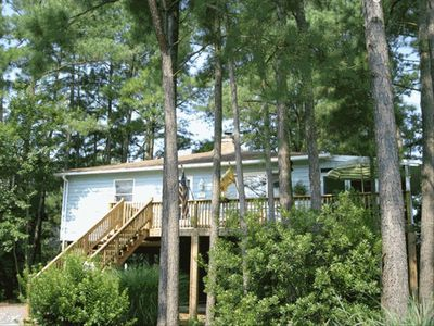 Photo for Renovated, Charming, Beach House in Lake Bethany
