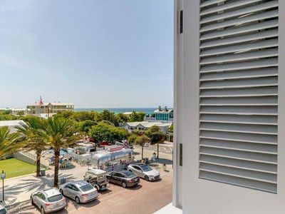 Photo for BRAND NEW LISTING IN SEASIDE!! - TRESOR de la MER, EXQUISITE PENTHOUSE CONDO  – Gulf and Town Cen...