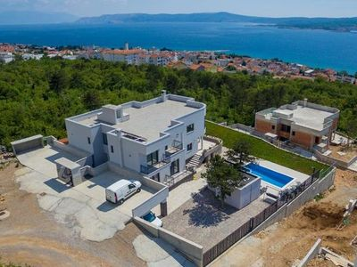 Photo for Cottage Crikvenica for 10 - 20 persons with 10 bedrooms - cottage