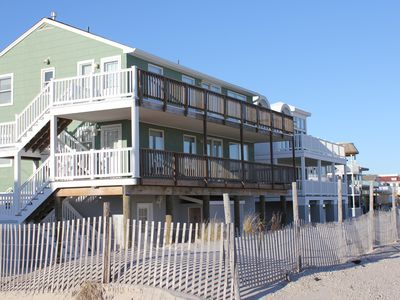 Photo for Oceanfront Rental!!! Best Price!! Downstairs