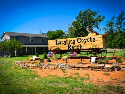 Photo for 7BR Lodge Vacation Rental in Vici, Oklahoma