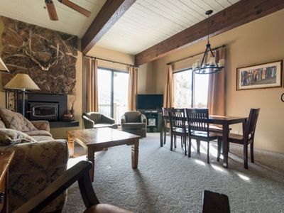Photo for CB311 by Mountain Resorts: Ski-In/Ski-Out with Epic Views! Winter Specials