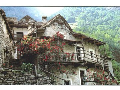 Photo for Holiday house Corippo for 4 - 6 persons with 3 bedrooms - Holiday house