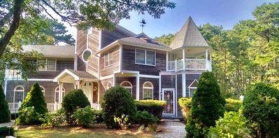 Photo for Oak Bluffs Retreat Close To Everything