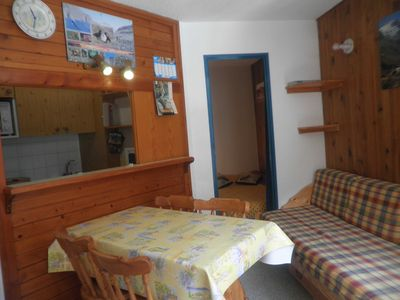 Photo for Studio Vacation Rental in MODANE