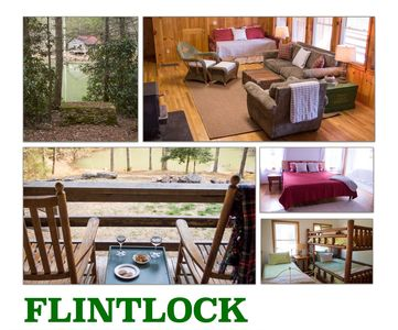 Photo for Near DuPont St Forest and GRP, 125 acres of privacy, lake to swim and fish