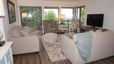 Photo for Awesome Walk-in Condo with Spectacular Lake View-steps away from pool and tennis