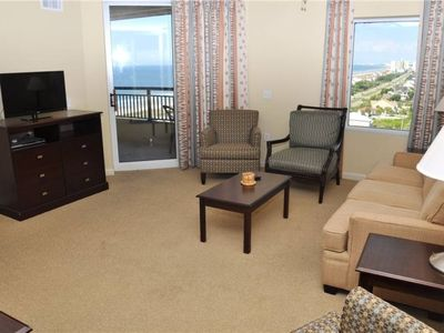 Photo for 3 Bedroom Corner Unit with Great Views and Amenities