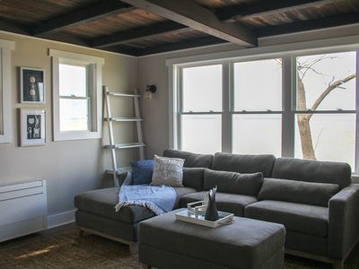 Photo for NEWLY RENOVATED WATERFRONT COTTAGE