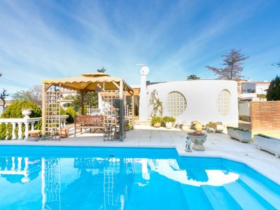 Photo for Vacation home Casa Jardin in Empuriabrava - 4 persons, 2 bedrooms