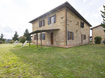 Photo for Quaint Farmhouse in Montespertoli with Swimming Pool