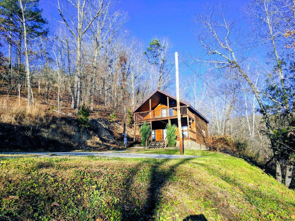 Private Amp Secluded Yatesville Lake Cabin Rental Lakeview