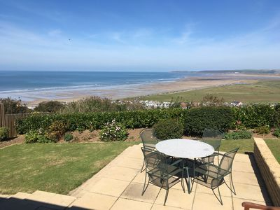 Photo for Detached bungalow stunning sea views within a mile of Westward Ho! beach resort