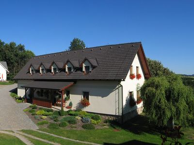 Photo for Holiday house with large lounge near Adrspach rocks