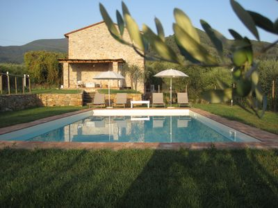 Photo for Olivetum Tuscany - farmhouse in the countryside