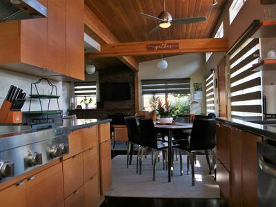 Photo for Mid Century Modern luxury, Pacific Northwest style