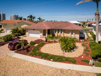 Photo for Updated Waterfront Canal  Home with Beach Access Within Walking Distance!