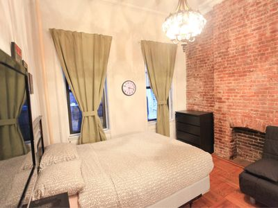 Photo for CHARMING Studio-Loft Apt WALKING DISTANCE FROM SOHO/BROADWAY/NYU!!