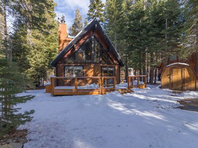 Photo for Lake Tahoe West Shore Cabin - NO PETS